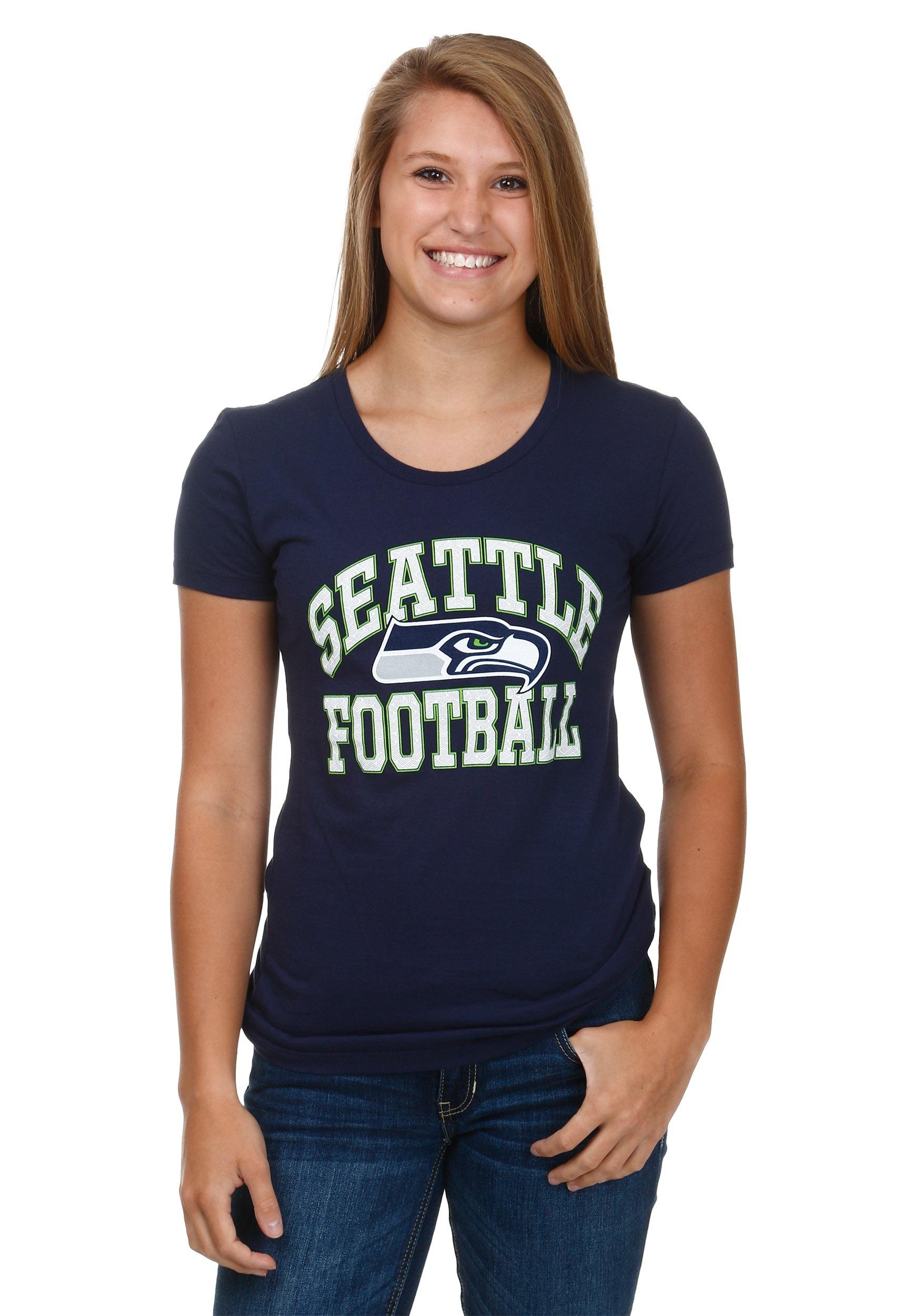 Seattle Seahawks Shirt Womens