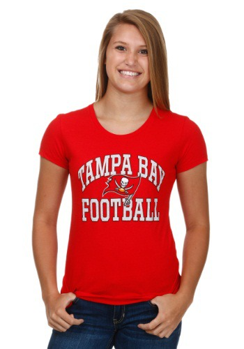 Women's Tampa Bay Buccaneers Franchise Fit T-Shirt