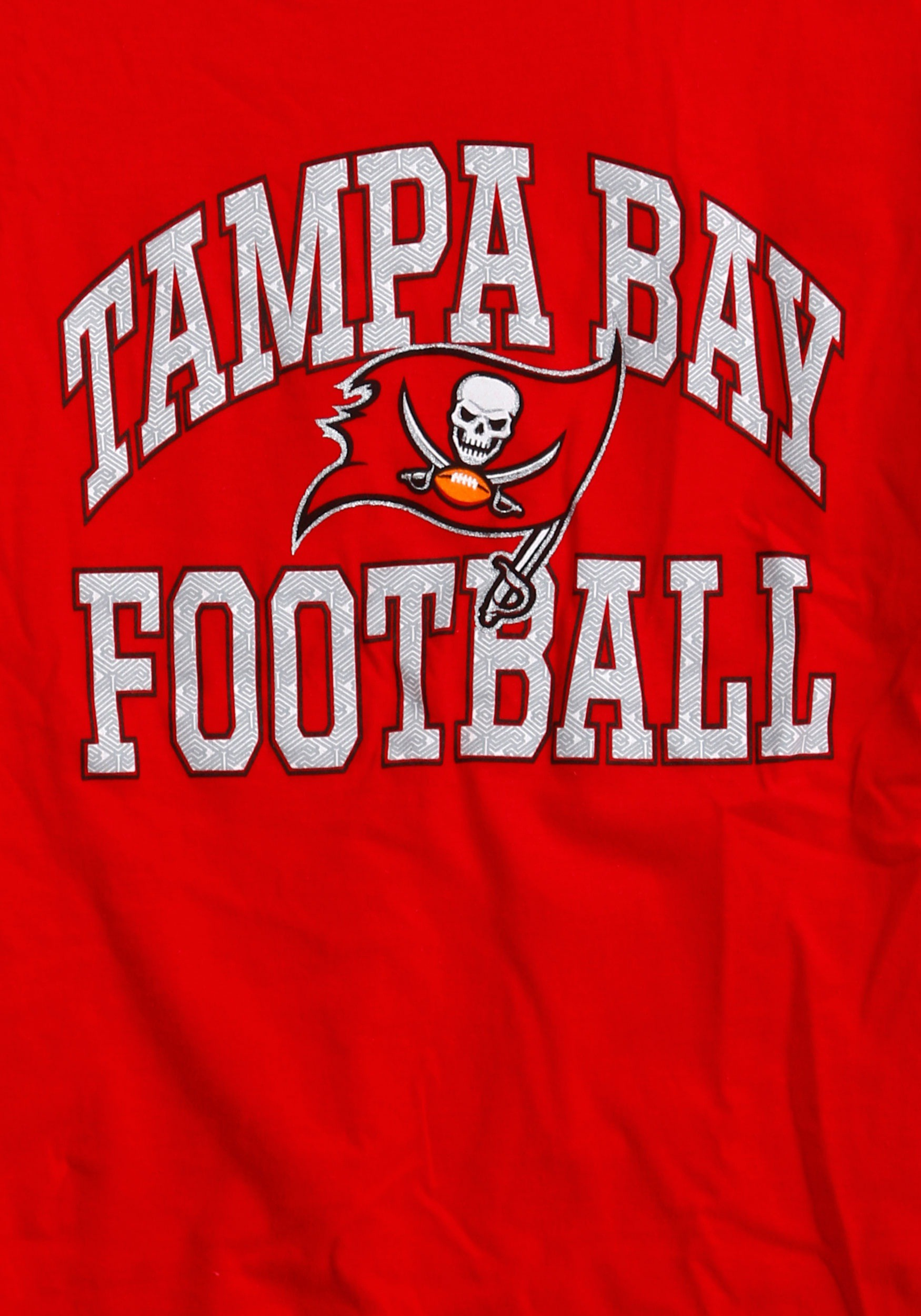 Women s Tampa Bay Buccaneers Franchise Fit T-Shirt2 1764f8f85