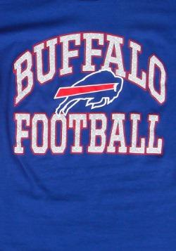 Buffalo Bills Franchise Fit Women's T-Shirt2