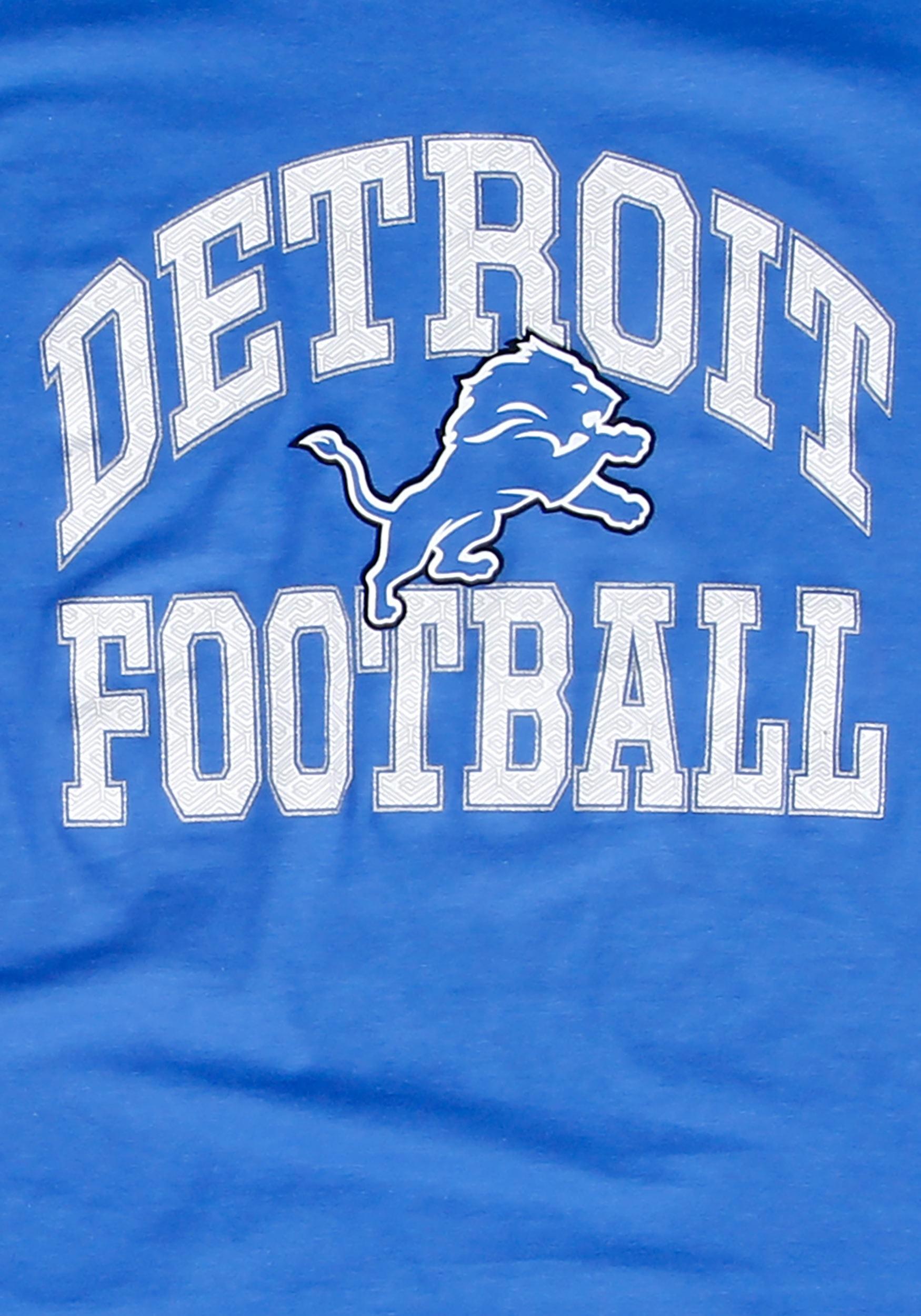 Detroit Lions Franchise Fit Women S T Shirt