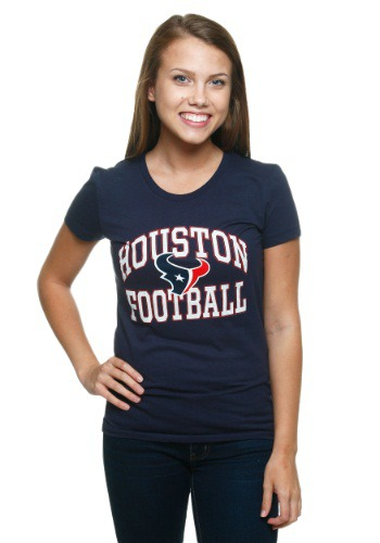 Houston Texans Franchise Fit Women's T-Shirt