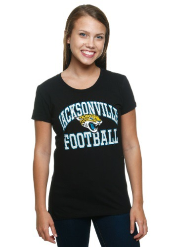 Jacksonville Jaguars Franchise Fit Women's T-Shirt