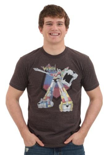 Voltron Blazing Sword Men's T-Shirt