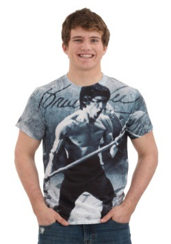 Bruce Lee Whoooaa Men's T-Shirt