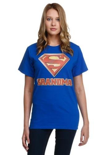 Super Grandma Womens T-Shirt
