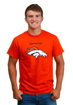 Men's Denver Broncos Critical Victory T-Shirt
