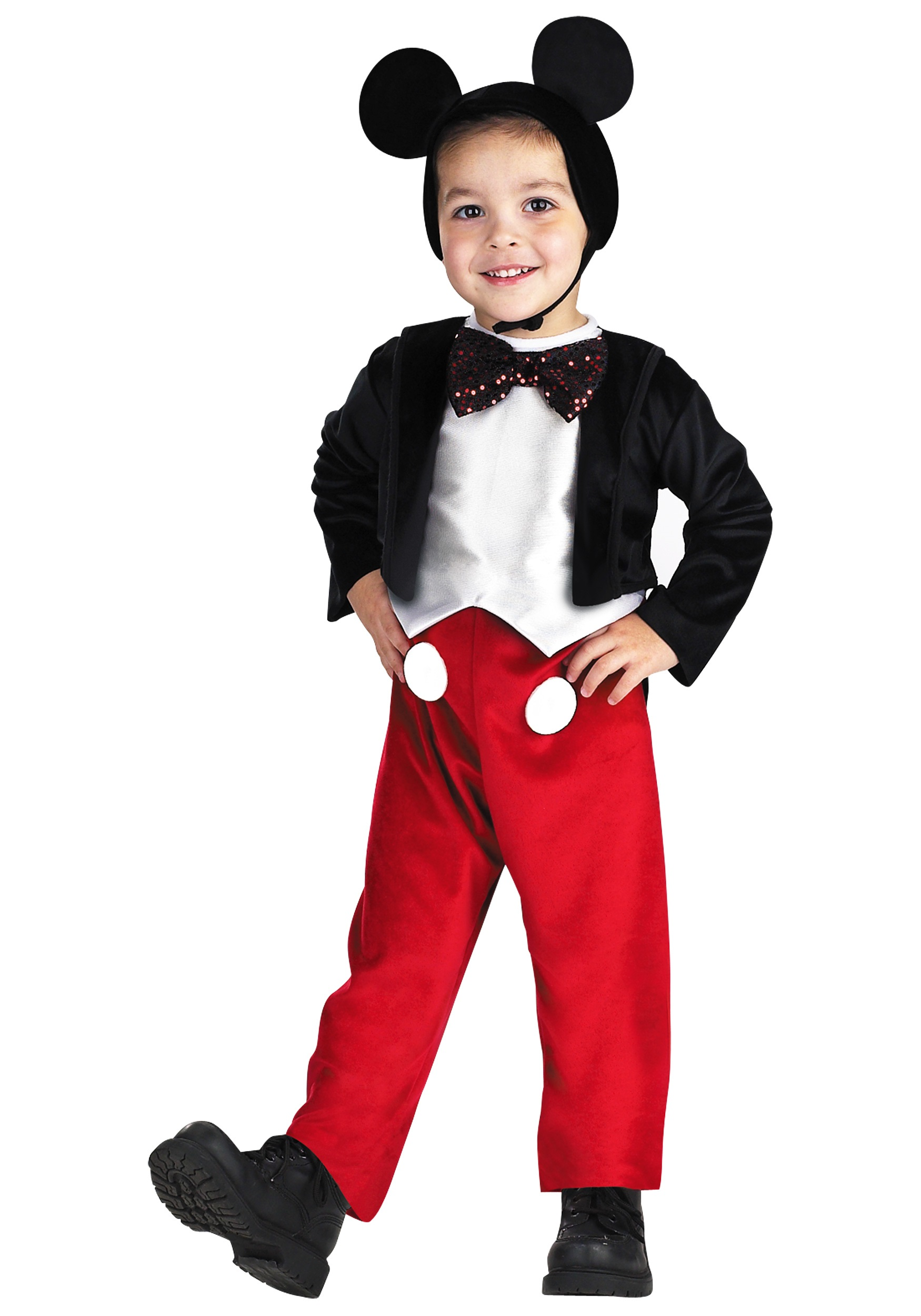 Mickey Mouse Child Deluxe Costume