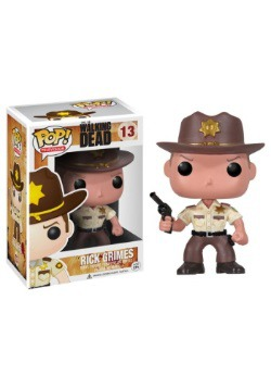 POP Walking Dead Rick Grimes Vinyl Figure