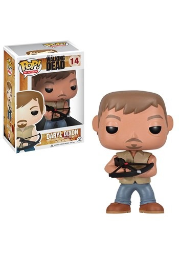 POP Walking Dead Daryl Vinyl Figure