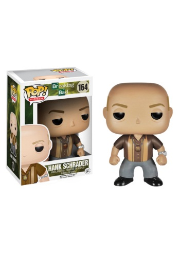 POP! Breaking Bad Hank Schrader Vinyl Figure