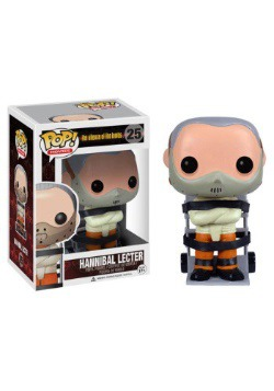 POP! Hannibal Vinyl Figure