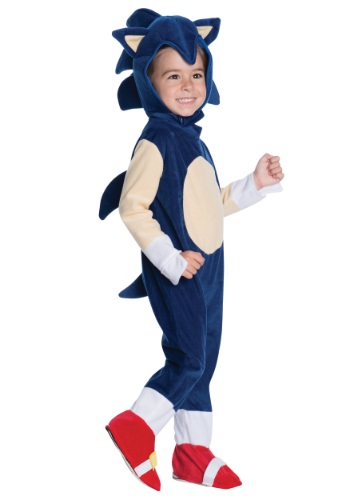 Sonic the Hedgehog Romper Costume