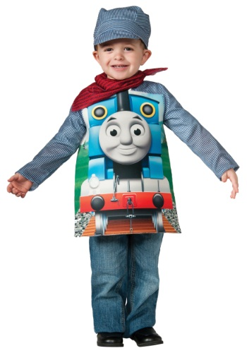 Deluxe Toddler's Thomas the Tank Engine Costume
