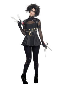 Adult Women's Miss Scissorhands Costume