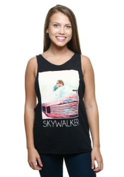 Skywalker Landspeeder Juniors Tank Top