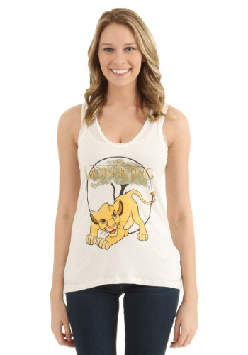 Juniors Lion King Lacey Tank