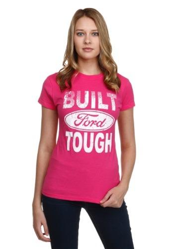Women's Built Ford Tough T-Shirt