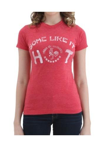 Sriracha Shirt Womens