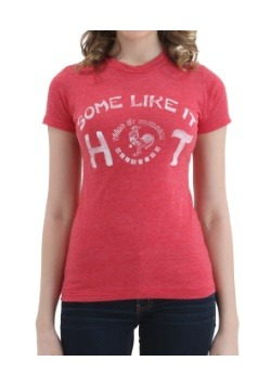 Womens Sriracha Some Like it Hot T-Shirt