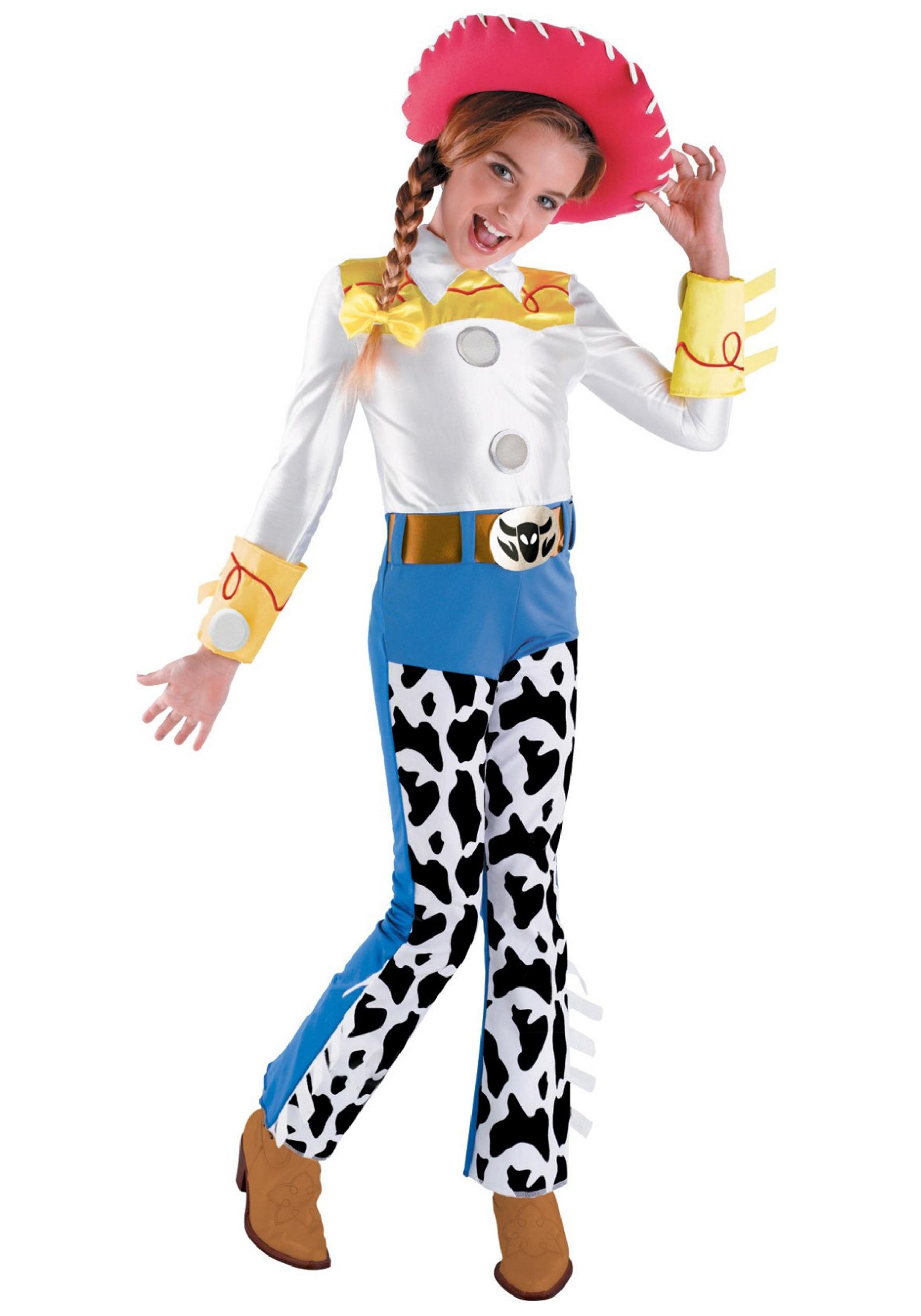 Toy Story Jessie Costume Pattern   Homemade Jesse U0026 Slinky Dog ... 30b924517ad