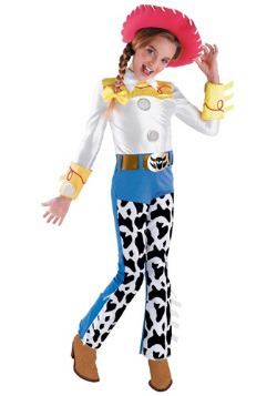 Toy Story Kids Jessie Costume