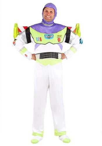 Toy Story Buzz Lightyear Costume update