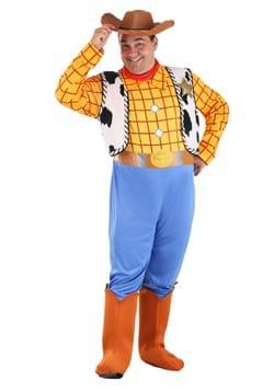 Adult Woody Costume Update