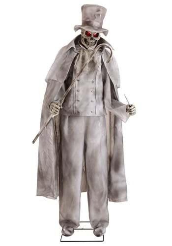 Animated Ghostly Gentleman Prop