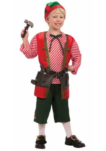 Child Toy Maker Elf Costume FO73921-L