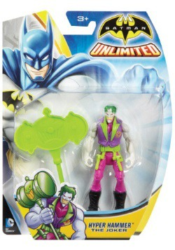 "Hyper Hammer the Joker 4"" Figure"
