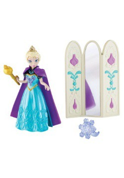 Frozen Elsa Mirror Doll Set