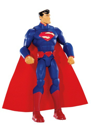 Total Heroes Superman Figure