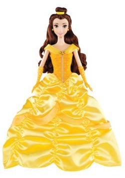 Disney Signature Belle Figure