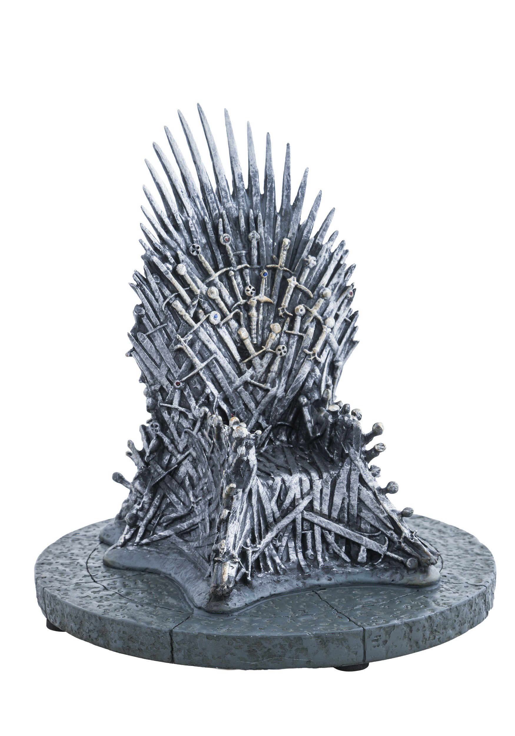 7 Quot Iron Throne Replica
