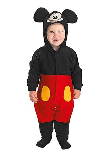 Kids Mickey Mouse Costume