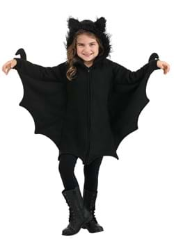 Cozy Bat Girls Costume