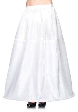 Deluxe Long Hoop Skirt for Women