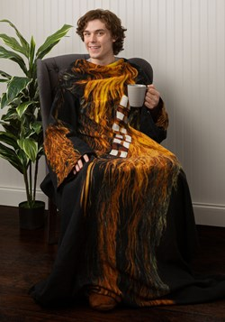 Chewbacca Adult Comfy Throw Blanket Update