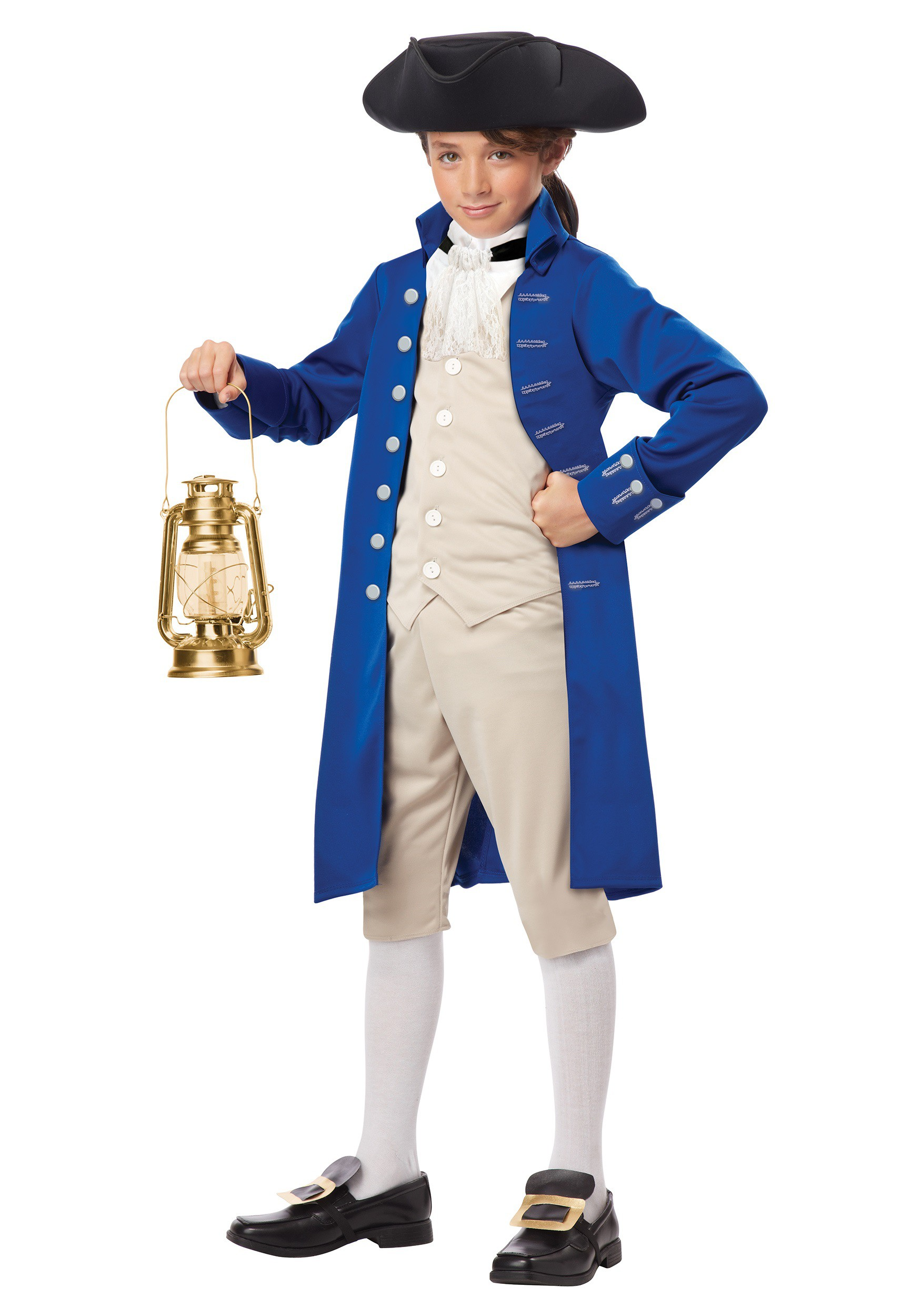 08a16ff009a Paul Revere Costume for Kids