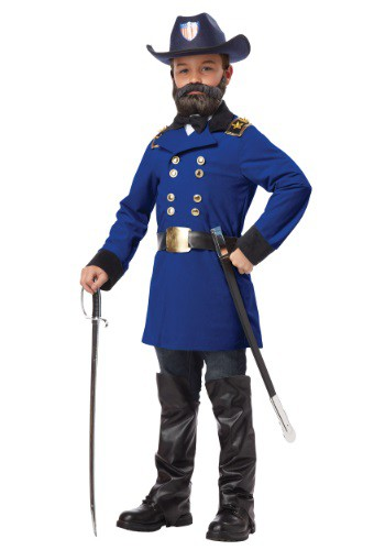 Boys General Ulysses S. Grant Costume