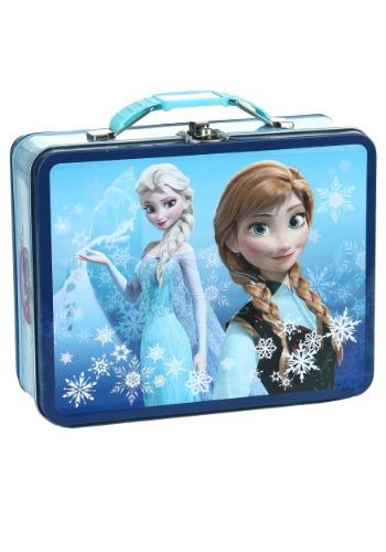 Frozen Embossed Elsa & Anna Lunch Box