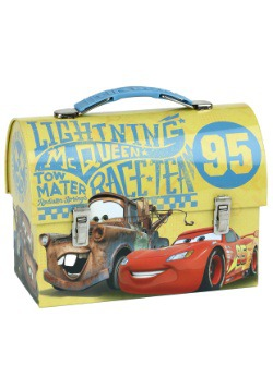 Cars Firing on All Pistons Lunch Box