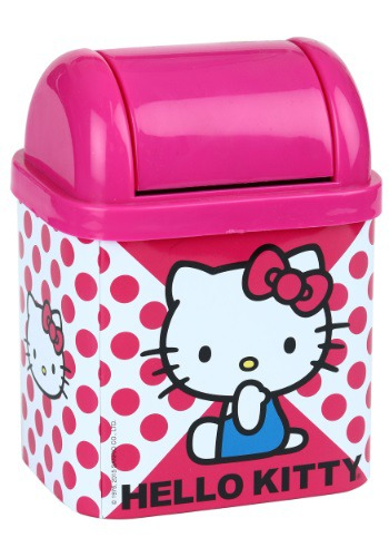 Hello Kitty Single Desktop Tin