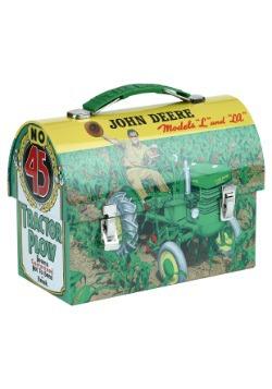 John Deere Models Lunch Box