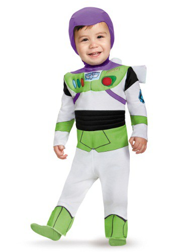 Infant Deluxe Buzz Lightyear Costume