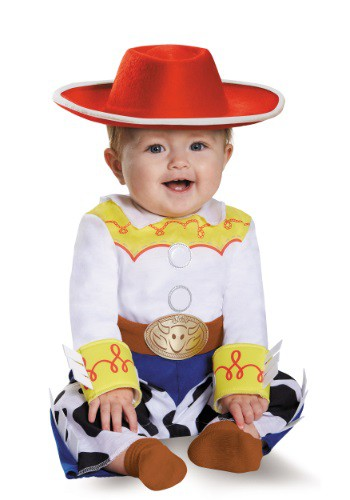 Deluxe Jessie Costume for Infants