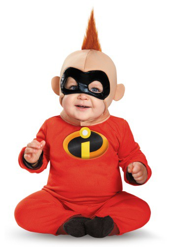 Infant Baby Jack Jack Deluxe Costume