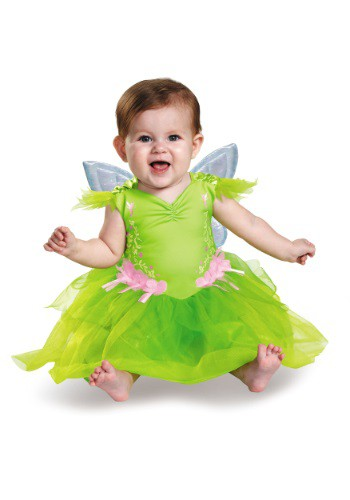 Tinker Bell Infant Deluxe Costume