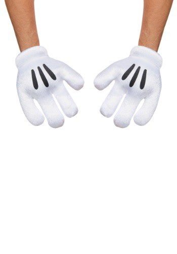 Adult Mickey Mouse Gloves